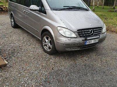 begagnad Mercedes Viano 3.0 cdi 8-sits