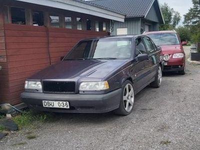 begagnad Volvo 850 Turbo