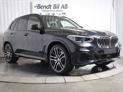 begagnad BMW X5 30d / M-Sport / Innovation / Travel