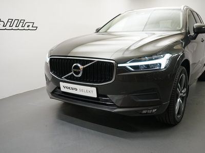 begagnad Volvo XC60 B5 AWD Bensin Mom Advanced SEIII, Navigation, on Call, Miljöklass Euro6d-TEMP
