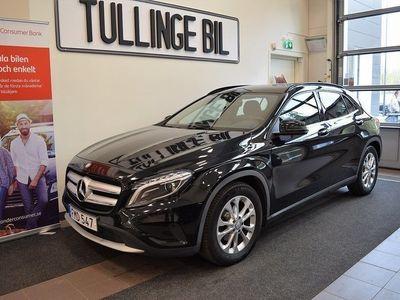 begagnad Mercedes 220 GLA BenzCDI Aut 4MATIC Eu6 2015, Halvkombi 189 900 kr