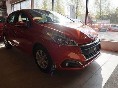begagnad Peugeot 208 5-dörrar 1.2 VTi Euro 6 82hk Active