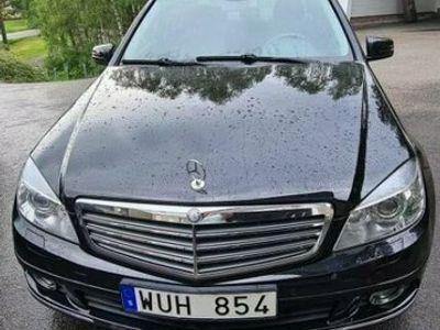 begagnad Mercedes C320 204CDI