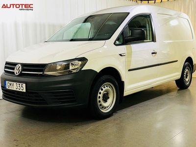 gebraucht VW Caddy Maxi TDI 102 EU6 Drag Värmar -18