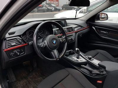 begagnad BMW 320 d Sedan Steptronic Sport line 184hk