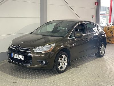 brugt Citroën DS4 E-HDi 110 Hk Style