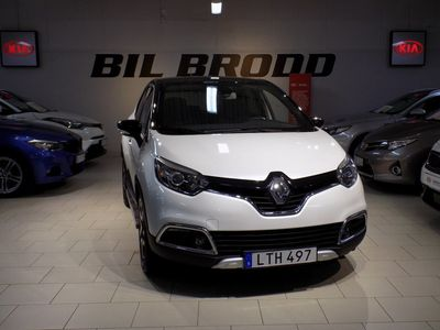 begagnad Renault Captur 1.2 TCe DCT En Svensk Klassiker
