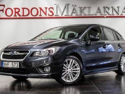 begagnad Subaru Impreza 1,6 AUT 4WD VÄRMARE REA-RACE