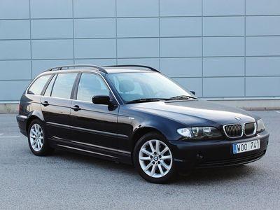 brugt BMW 320 i Touring Kombi 170hk Nybesiktigad Facelift Nyservad