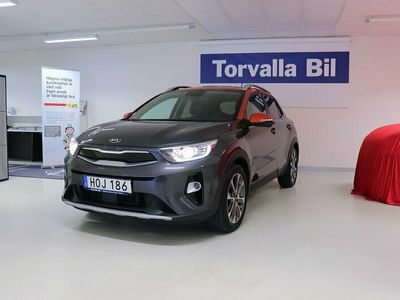 begagnad Kia Stonic 1.0 T-GDI AdvancePlus V-hjul 2018, SUV Pris 144 900 kr
