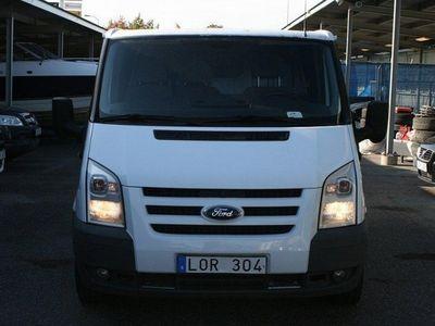 begagnad Ford Transit Van 2.2 TDCi Dragkrok. -11