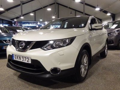 begagnad Nissan Qashqai DCI 110 ACENTA 2WD 6M/T E6 SAFETY CONNECT