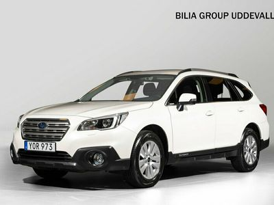 begagnad Subaru Outback 2.5 4WD Lineartronic