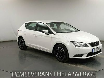 begagnad Seat Leon 1.2 TSI Teknikpaket Apple Carplay 2016, Halvkombi Pris 109 900 kr