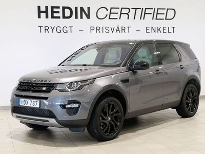 gebraucht Land Rover Discovery Sport 2.2 4WD