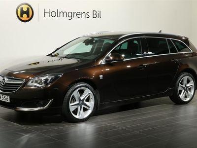 begagnad Opel Insignia Business ST 2.0 CDTI AT6 4x4