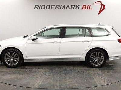 begagnad VW Passat 2.0 TDI Sportscombi (190hk) Sport