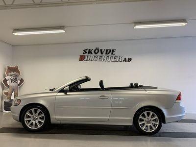 begagnad Volvo C70 T5 Cab/Automat/Summum/Svensksåld