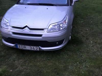 begagnad Citroën C4 Coupe