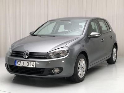 begagnad VW Golf VI 1.6 MultiFuel E85 5dr