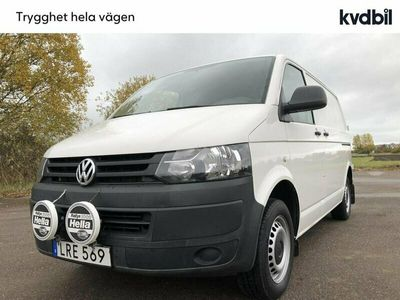 begagnad VW Transporter T5 2.0 TDI 4MOTION Komfort