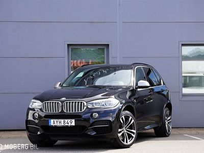 begagnad BMW X5 M50d 381hk M Sport H/K Night vision