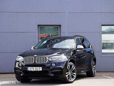 begagnad BMW X5 M50d 381hk M Sport H/K Night vision