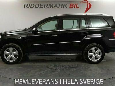 begagnad Mercedes 350 GL BenzCDI 4M 7-Sits Skinn Drag Navi Luftfjäd 2010, Kombi Pris 229 800 kr