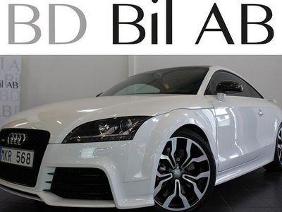 begagnad Audi TT RS 2.5 TFSI Q BOSE SV-SÅLD 1,95% RÄNTA