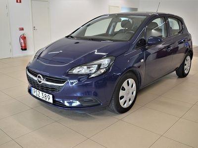 begagnad Opel Corsa 1.4 90hk Nyservad 1Ägare V-hjul LEASEBAR SVsåld
