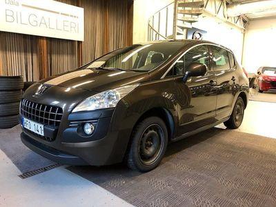 begagnad Peugeot 3008 1.6 HDi FAP 111hk