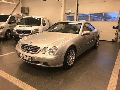 usata Mercedes CL500 COUPÉ