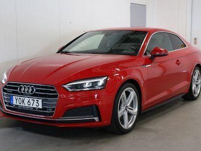 begagnad Audi A5 Coupé 3.0 TDI 218HK S-Tr q