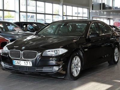 begagnad BMW 523 i Sedan 204hk Bensin Skinn