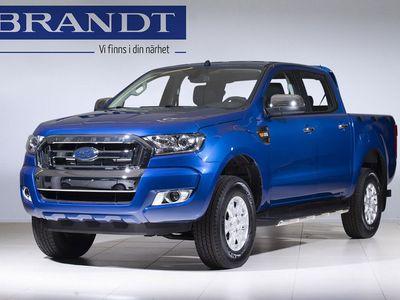 begagnad Ford Ranger Dubbelhytt XLT