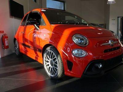 begagnad Fiat 500 Abarth ABARTH 595 1.4T 145HK