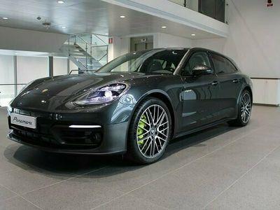 begagnad Porsche Panamera 4S E-Hybrid Sport Turismo 2021, Personbil Pris 1 701 800 kr