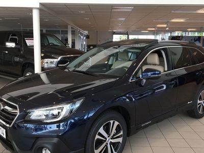 begagnad Subaru Outback 2.5I SUMMIT (Ljus interiör)