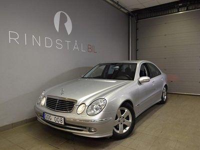begagnad Mercedes E200 NGT 163 HK AUT AVANTGARDE