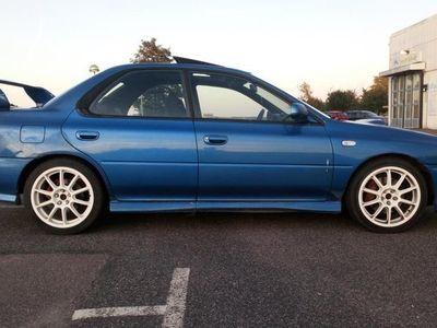 begagnad Subaru Impreza 2.0 GT