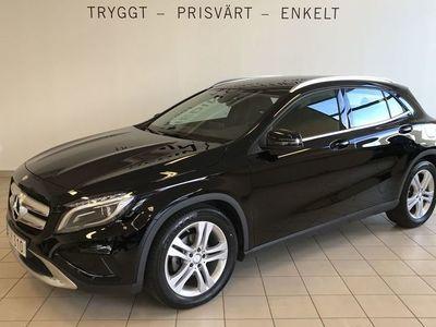 begagnad Mercedes GLA180 Progressive Aut