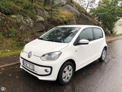begagnad VW up! 5-dörrar 1.0 75hk