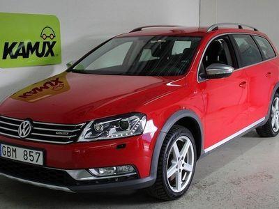 begagnad VW Passat Alltrack 2.0 TDI 4Motion Aut Drag