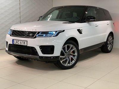 begagnad Land Rover Range Rover Sport P 404 hk PHEV HS