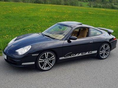gebraucht Porsche 911 Carrera 996 2 Facelift, lågmil -02