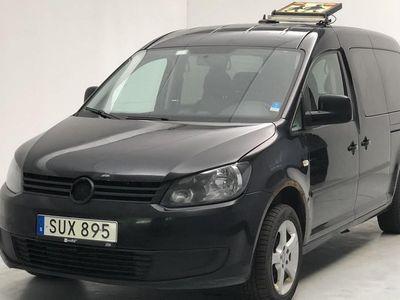 begagnad VW Caddy MPV Maxi 1.6 TDI