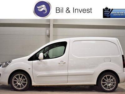 begagnad Peugeot Partner 1.6 BlueHDi Eu6 99hk