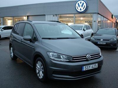 begagnad VW Touran 1,4 TSI 150 MAN