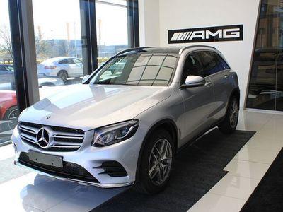 begagnad Mercedes GLC220 D DEMO