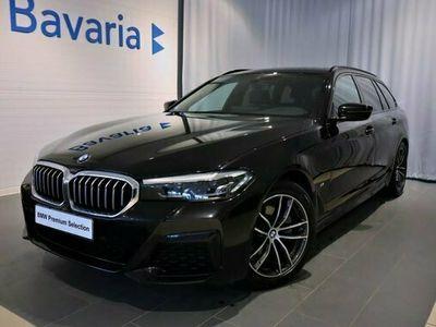 begagnad BMW 520 d xDrive Touring M Sport Dragkrok Dieselvärmare
